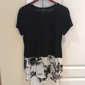 Simply Vera Wang blouse